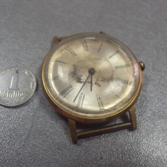 часы наручные луч позолота Ау12,5 №85