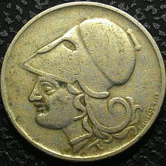 Греция 1 драхма 1926 год