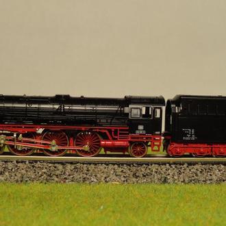 (1348) паровоз Fleischmann BR 012 в масштабе N (1:160)