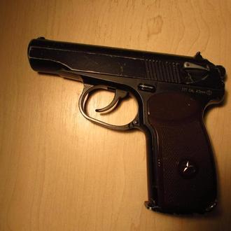 """Пневматический пистолет (копия """"Макарова"""")"""