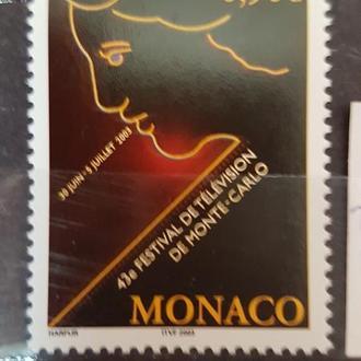 Монако 2003 фестиваль телевидения ДЕШЕВЛЕ НОМИНАЛА**