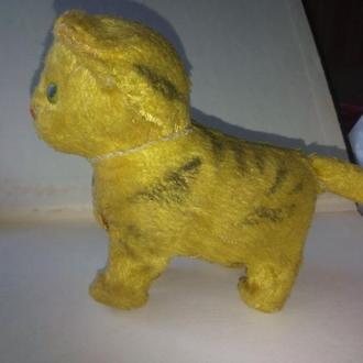 Антикварна іграшка Японія 50-ті кіт кот