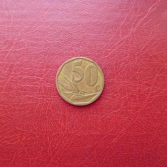 ЮАР 50 центов 2006