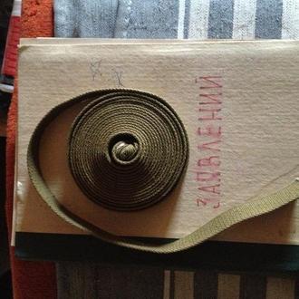 тесьма армейская 2 метра шнур
