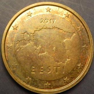 2 євроценти 2017 Естонія