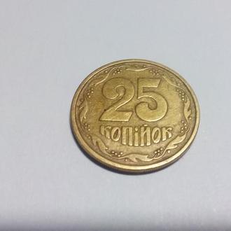 25 копійок України 1994 р.