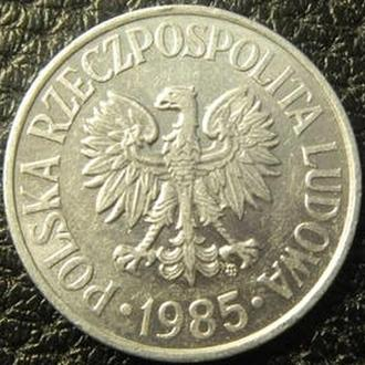 50 грошей 1985 Польши