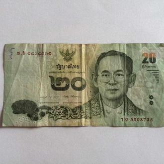 20 тайских бат
