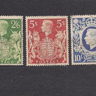 Великобритания, 1939 г., личности, король Геогр 6