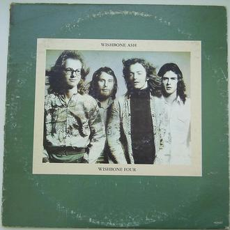 WISHBONE ASH  Wishbone Four LP  VG