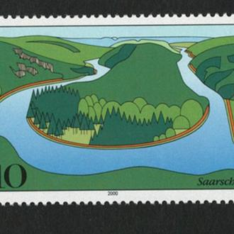 Германия ФРГ - природа 2000 - Michel Nr. 2133 **