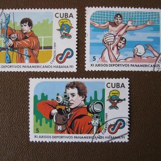 Куба Спорт 1989 год