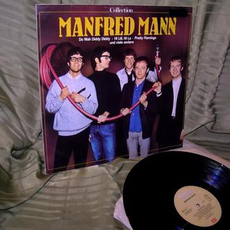 MANFRED MANN  Collection  1981  EMI GEMA  EX + / ~ NM