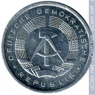 Німеччина (НДР) 1 пфеніг, 1985