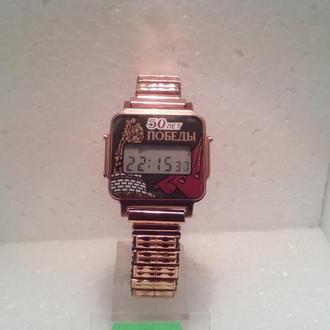 часы Электроника 5 Юбилейная.редкая