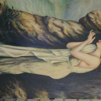 Продам картину мастера Силиной Евгении, холст, масло