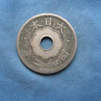 Япония 10 сен 1927 год