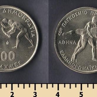 Греция 100 драхм 1999