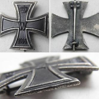 Железный крест 1914г ,1 степени.