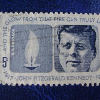 США. Джон F. Kennedy и Вечное Пламя