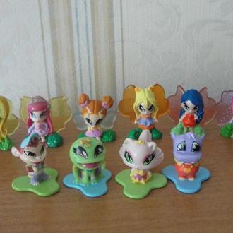 Пикси,Pop Pixie , 2011год,10 штук