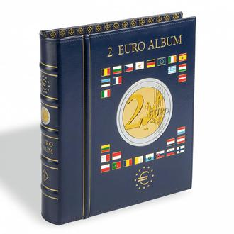 Альбом VISTA для монет номиналом 2 евро