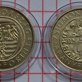 Венгрия 2000 форинтов, 2016 Золотой флорин короля Сигизмунда I Люксембурга