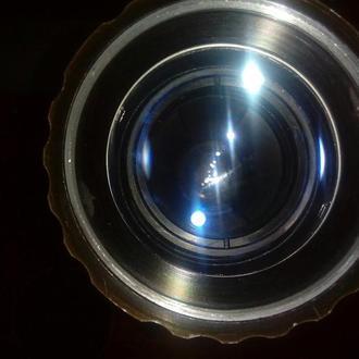 """""""Ленар-2"""" - объектив предназначенный для съемки обычных фильмов."""