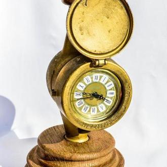 Коллекционные оригинальные настольные часы! Germany!