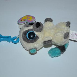 новая мягкая игрушка брелок ty beanie boos 2010 год cleo оригинал