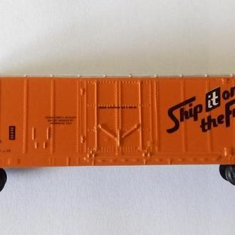 Стендовый вагон, США (1:120 - 1:130)