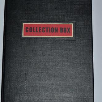 набор collection box royal mail с брошюрами про марки 17 штук 1993-1998 год винтаж