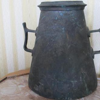 Мерка старинная. Четверть. Шапошниковых 1898 год.