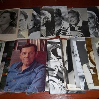 Фото - открытки СССР