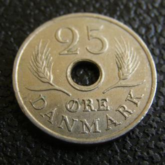 25 эре Дания 1969