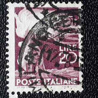 Почтовая марка Италии