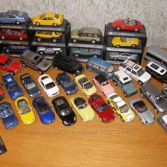 Коллекция авто 1:43 40 штук одним лотом
