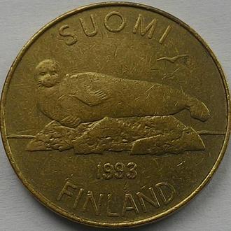 Фінляндія 5 марок 1993 год