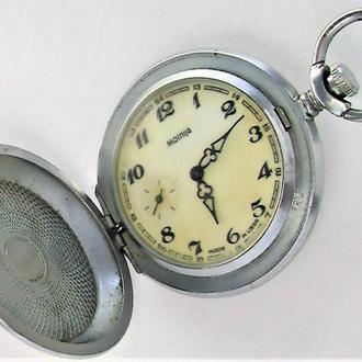 Часы карманные СССР Молния рабочие