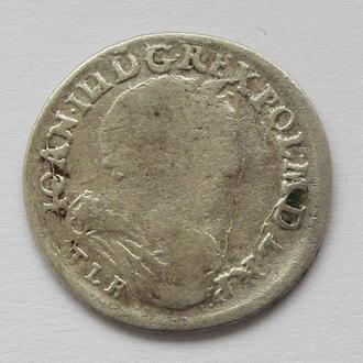 6 грошей 1681 Ян 3 Собеский, Быдгошь