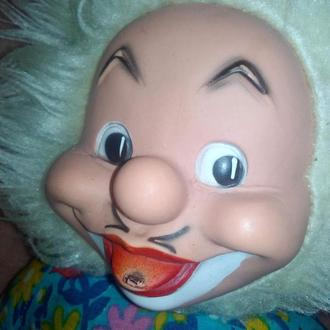 Кукла Клоун Rushton Clown Doll с бородавкой на языке