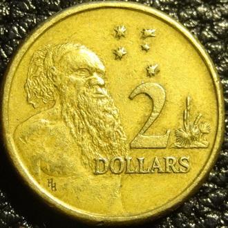 2 долара 1988 Австралія