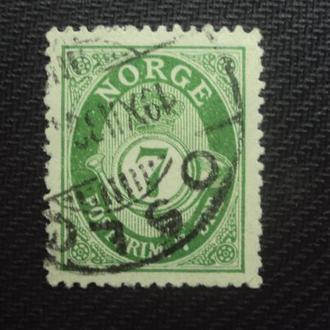 Норвегия 1937г.