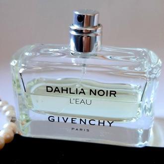 Givenchy Dahlia Noir LEau - туалетная вода - 25ml во флаконе 50 ml