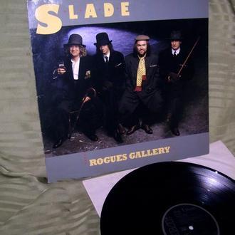 SLADE  ROGUES GALLERY  1985  RCA GEMA   EX ++ / EX ++