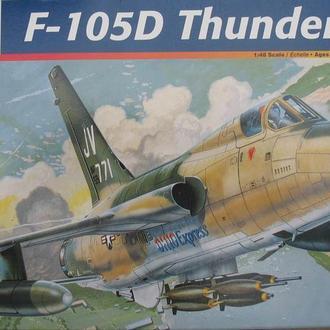 F-105D Thunderchief 1:48 Revell