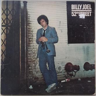 BILLY JOEL  52nd Street  LP  VG++/VG+