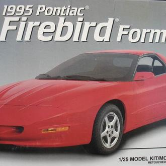 Сборная модель автомобиля Pontiac '95 Firebird Formula   1:25 AMT