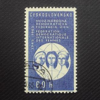 ЧССР 1964 гаш.