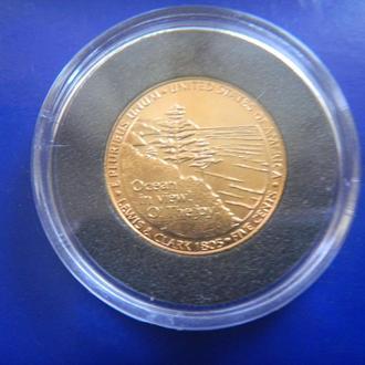 США 5 центов 2005 D